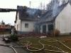 Einsatz 1 - Wohnhausbrand Hirschbach 13.01.2011